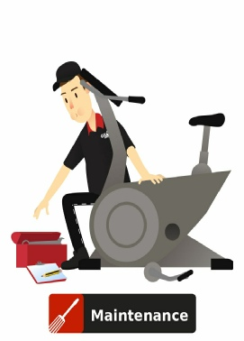 Click To See More Information On GMS : Gym Maintenance Service : Maintenance Contracts
