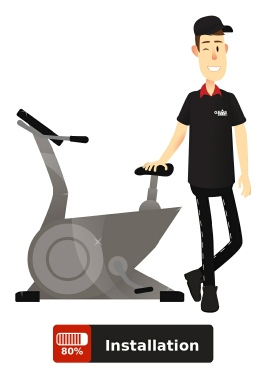 Click To See More Information On GMS : Gym Maintenance Service : Installation Service